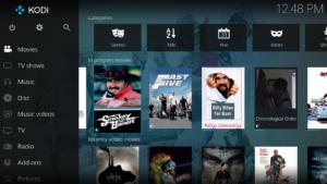 Android Box - Kodi Movies